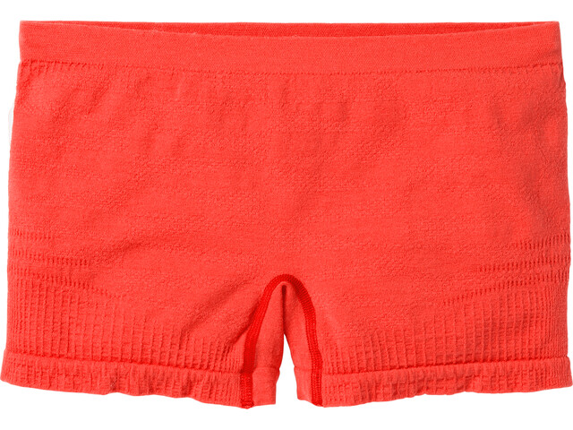 Smartwool Merino Seamless Boy Shorts Women Habanero